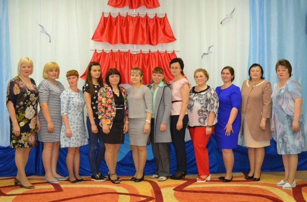 В Катайске наградили молодых воспитателей