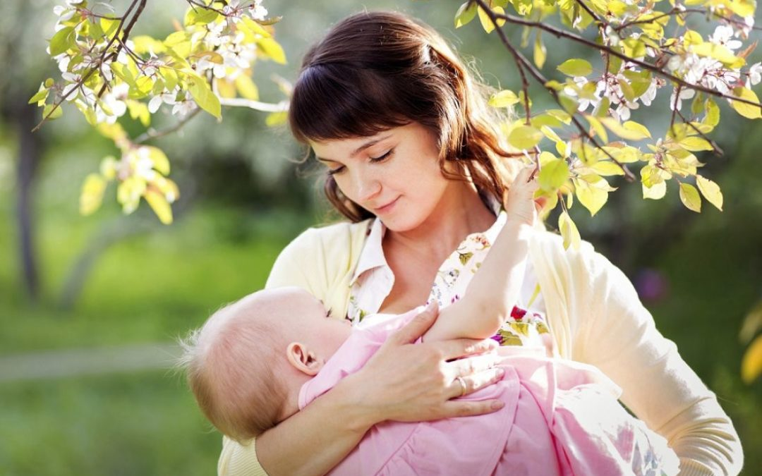 Как кормить детей? Курганские мамы получат советы специалиста