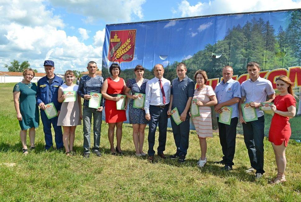 В Мокроусовском районе вручили премии молодым специалистам