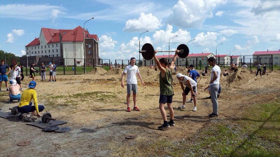 В Зауралье продолжается летняя оздоровительная кампания для юных спортсменов