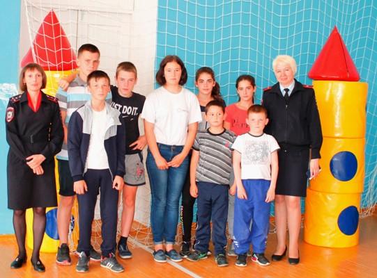 Состязания подростков «Старты надежд» прошли в Далматово