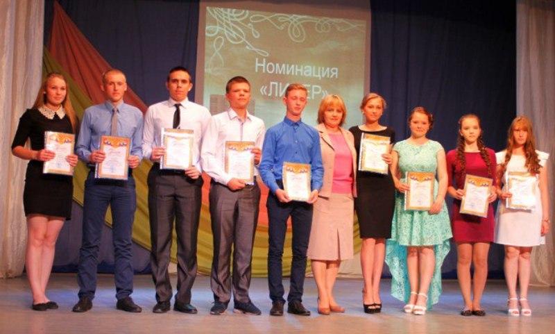 В Далматовском районе чествовали лучших выпускников
