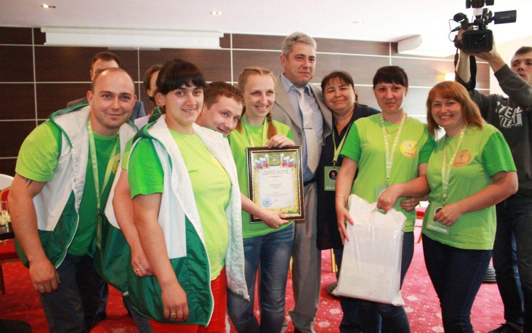 Лебяжьевцы стали призёрами Всероссийского фестиваля клубов молодых семей