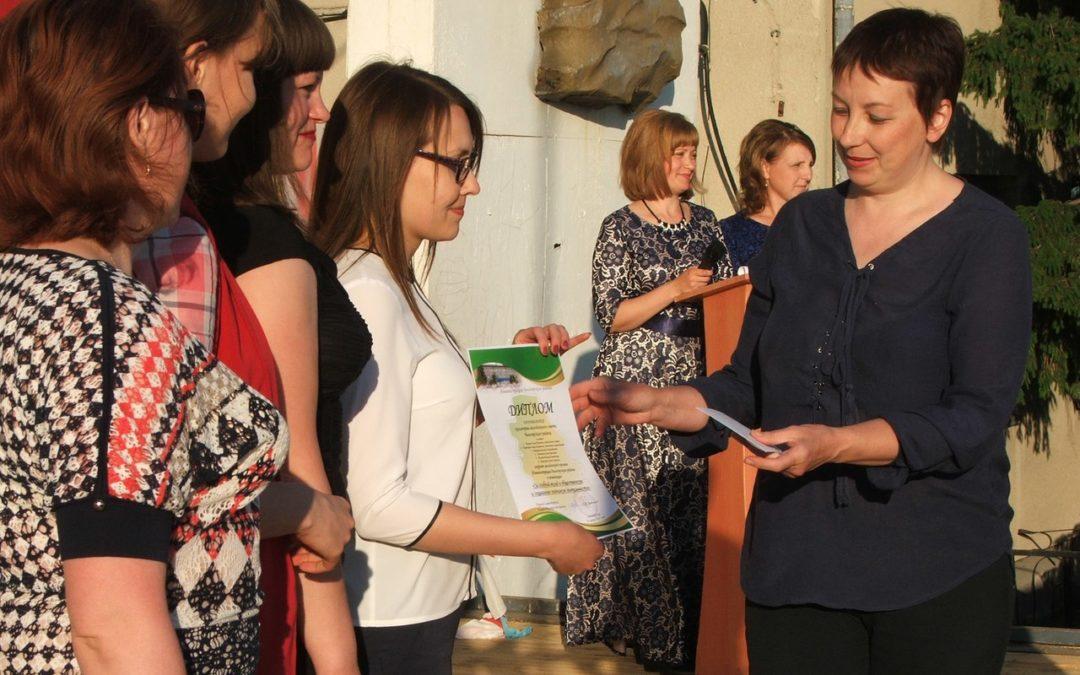 В Белозерском районе молодёжные премии нашли своих героев