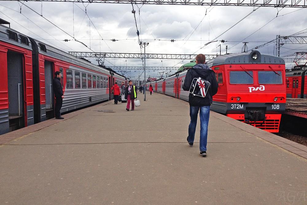 График движения некоторых пригородных поездов изменится с 28 августа