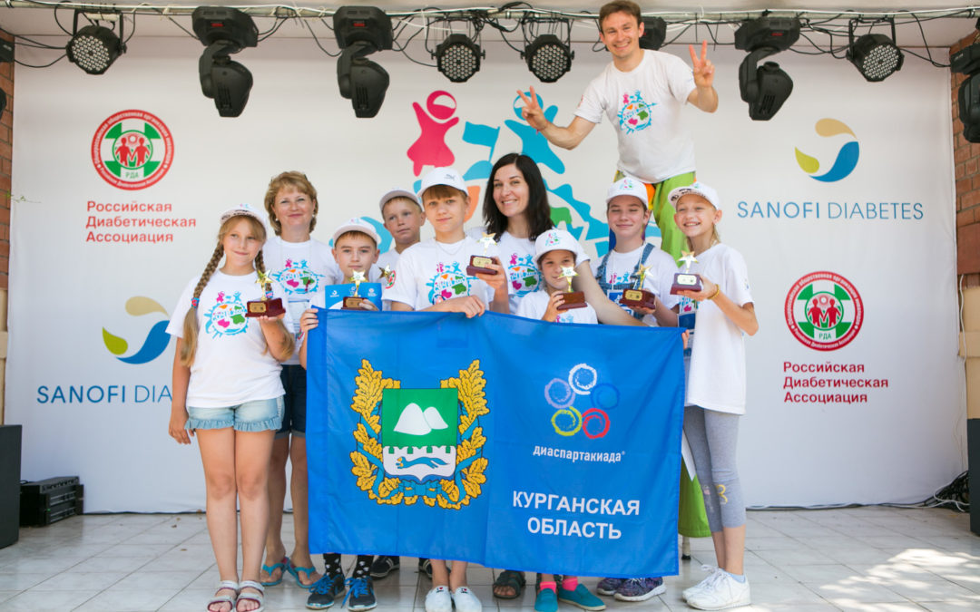 Курганская «Суперсемейка» победила в необычном соревновании