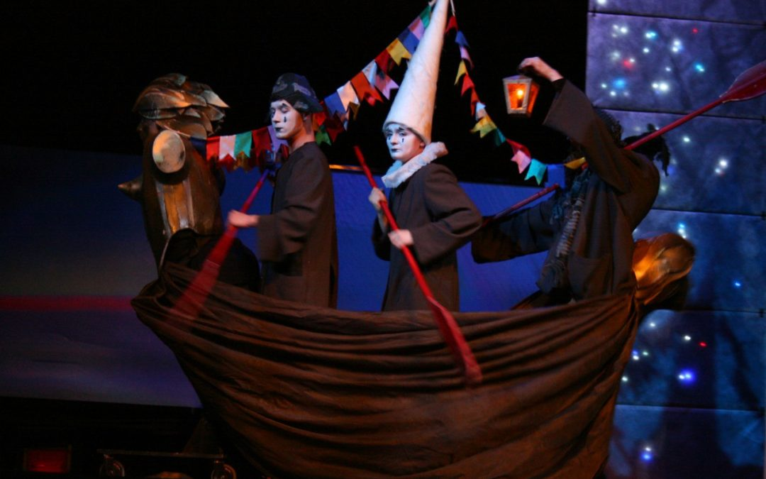 Зауральские дети смогут прикоснуться к театральному творчеству