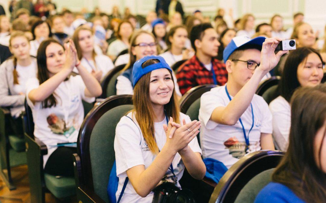 Стартовал Всероссийский слёт Волонтёров Победы в Барнауле