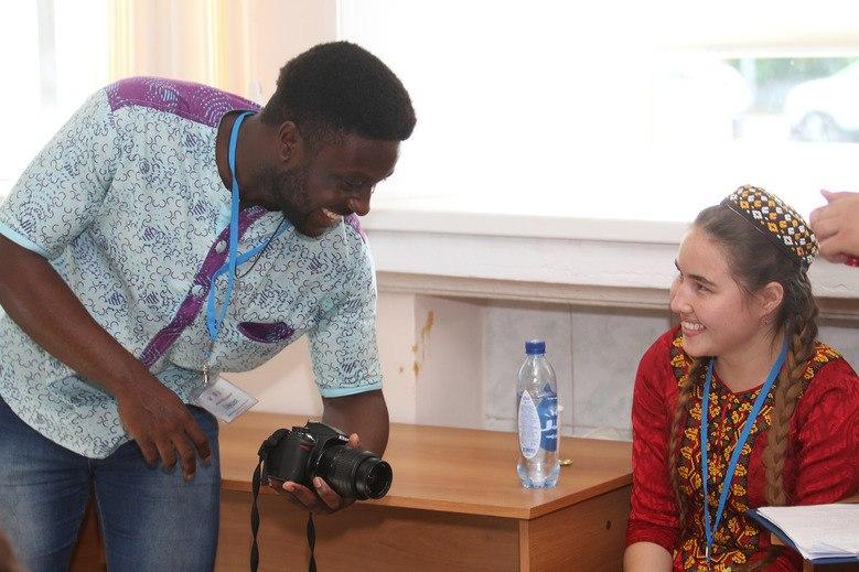 В Шадринске прошел международный студенческий фестиваль
