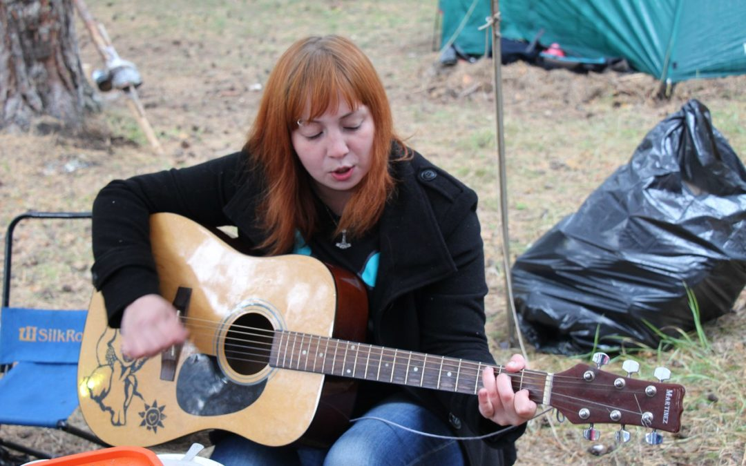 «С песней по жизни»: в Зауралье прошёл фестиваль авторской песни