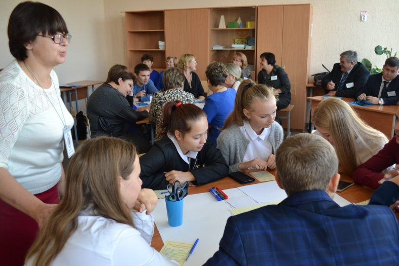 Проблемы профориентации молодёжи обсудили в Далматово