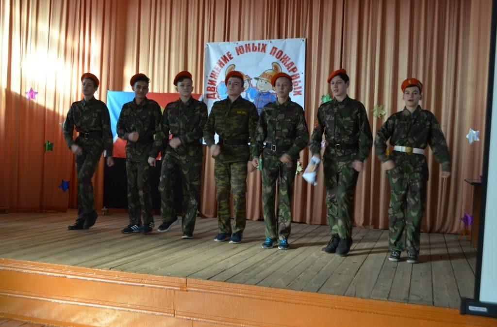 Знатоки правил пожарной безопасности встретились в Кетовском районе
