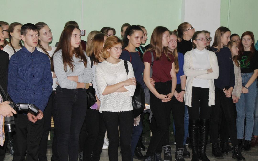 Далматовские старшеклассники определялись с будущими профессиями