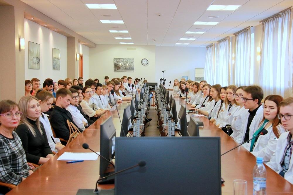 В Тюменском медуниверситете готовят будущих врачей для Зауралья
