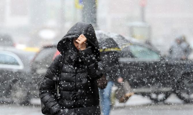 В Зауралье резкое ухудшение погодных условий