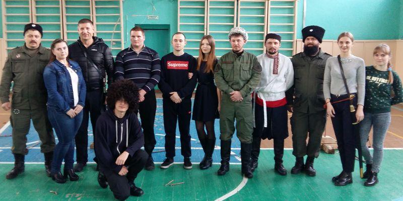Студенты КГСХА вспомнили о подвиге казаков под Москвой