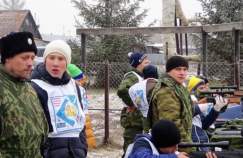 Представители Далматовского района приняли участие в казачьем фестивале