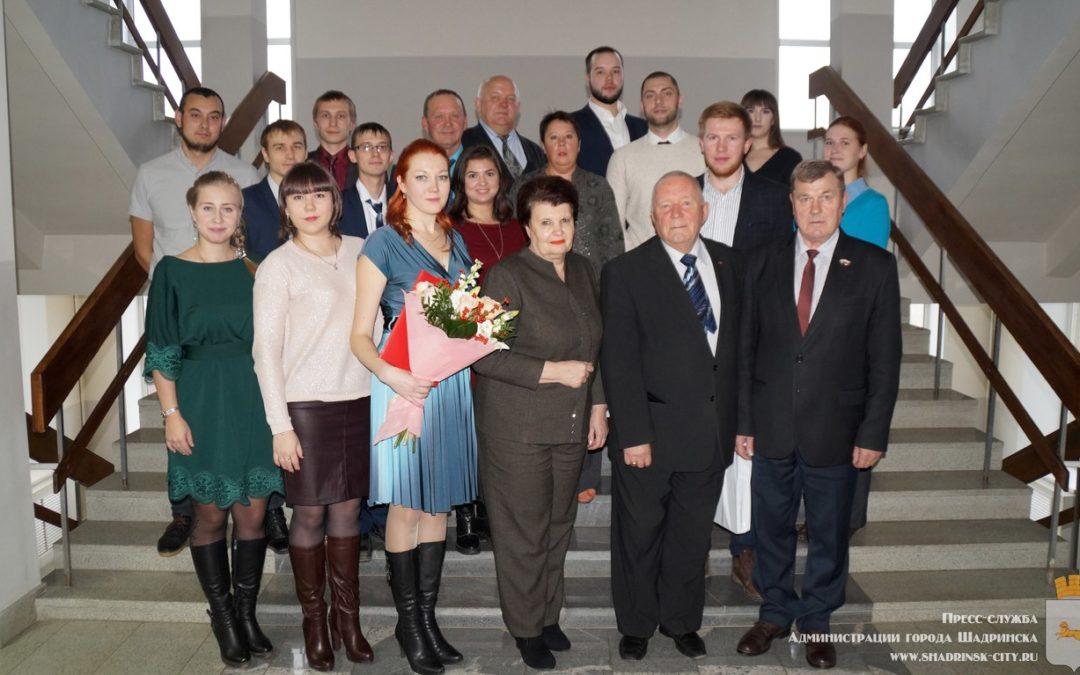 Шадринская молодежная палата отпраздновала первый юбилей