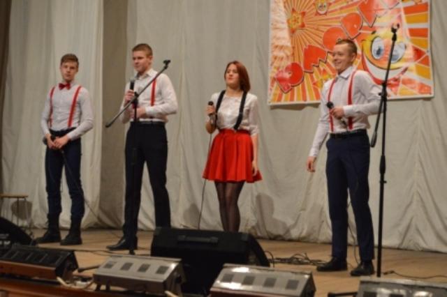 Кетовские школьники сыграли в КВН