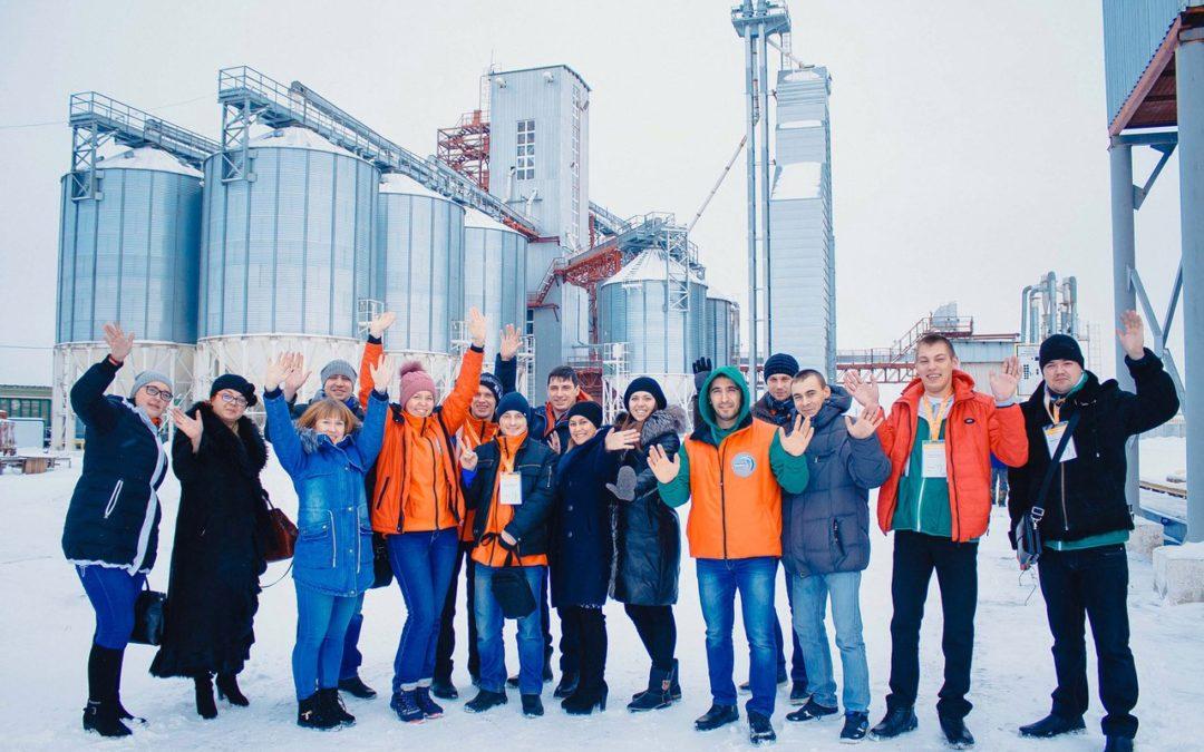 Рабочая молодежь из Зауралья участвует во Всероссийском форуме