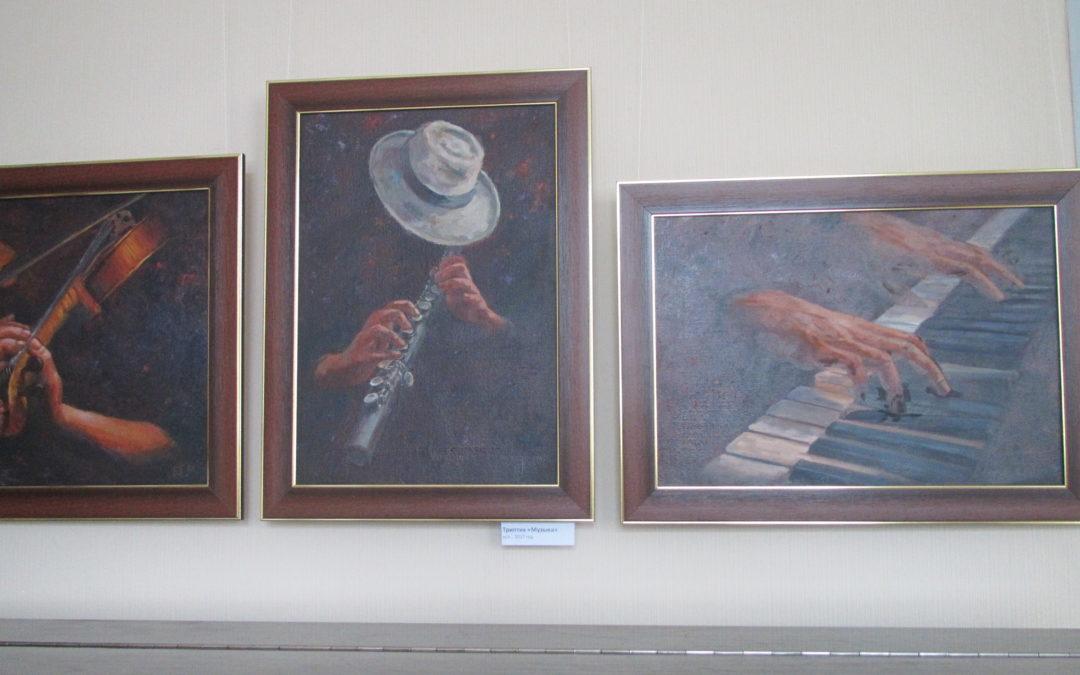 Библиотека Шукшина приглашает на выставку