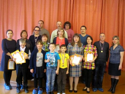 Шахматный фестиваль в Далматово собрал семьи