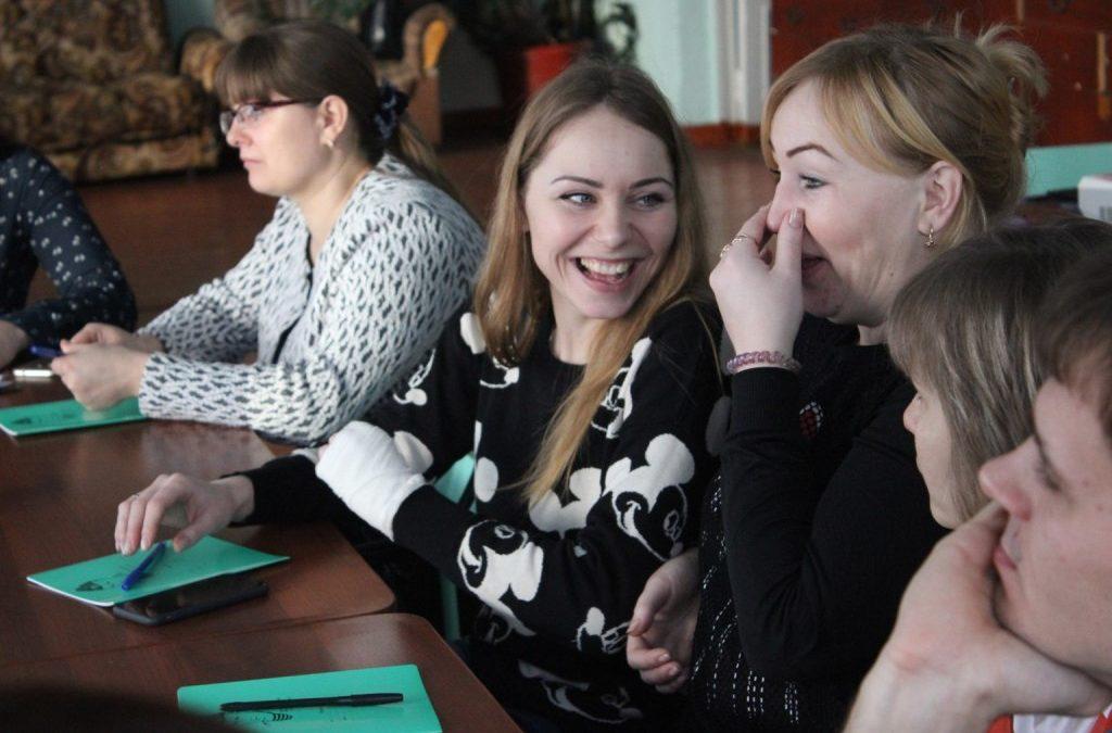В Лебяжье появился клуб молодых педагогов
