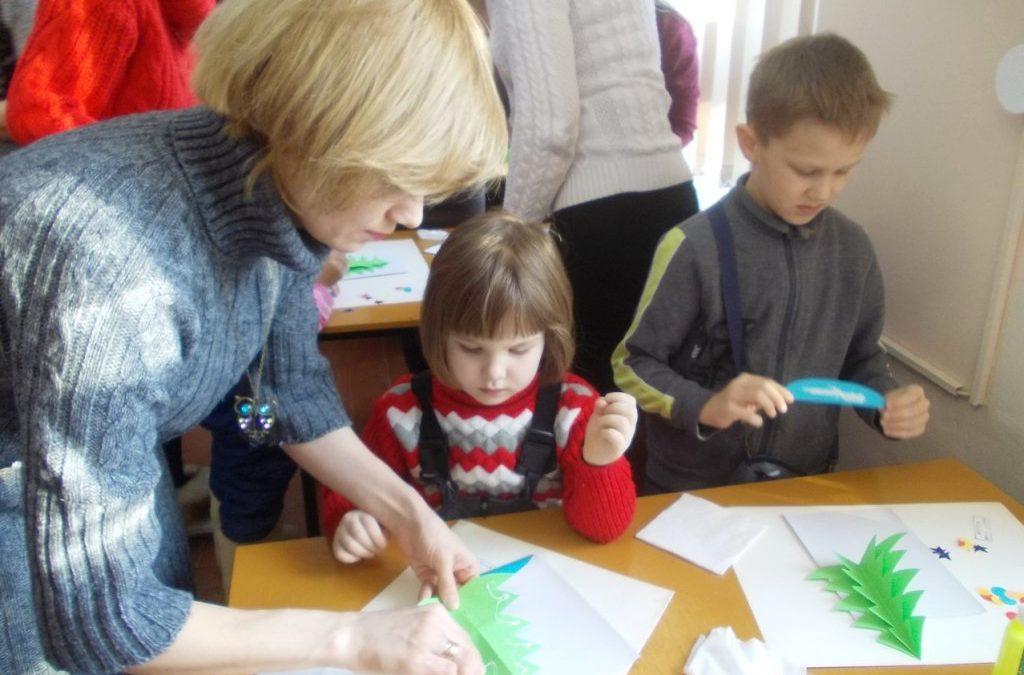 Катайские молодые семьи дружат с библиотекой