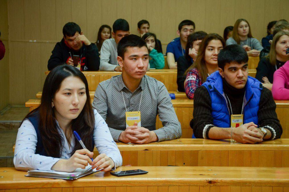 Многонациональная молодежь встретилась на форуме