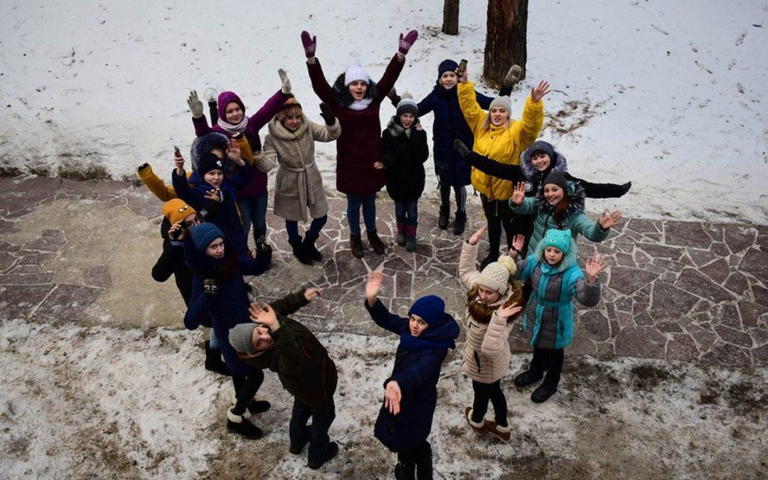 В «зимний переплет» попали кетовские активисты