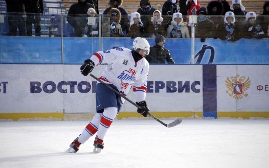 Зауралье приняло «Русскую классику ВХЛ» — 2018