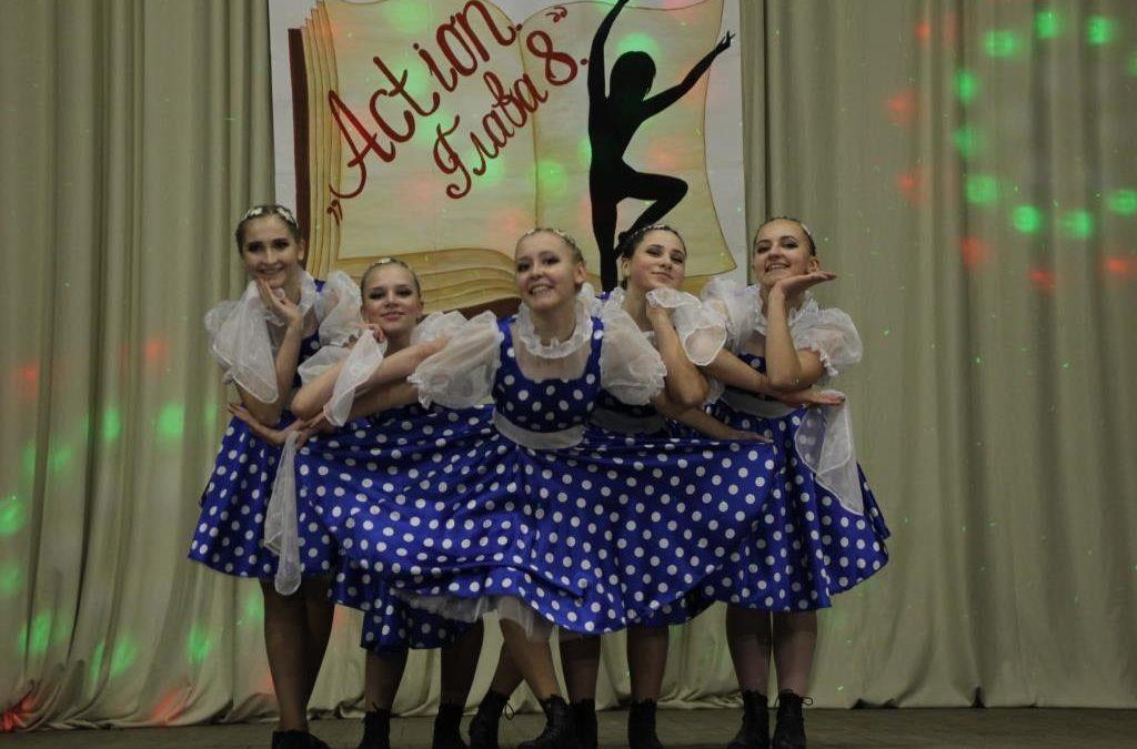Шатровские танцоры устроили хореографический праздник