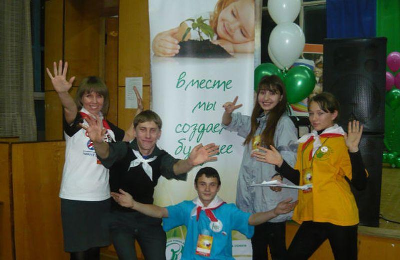 В Белозерском районе проходит конкурс проектов для молодежи