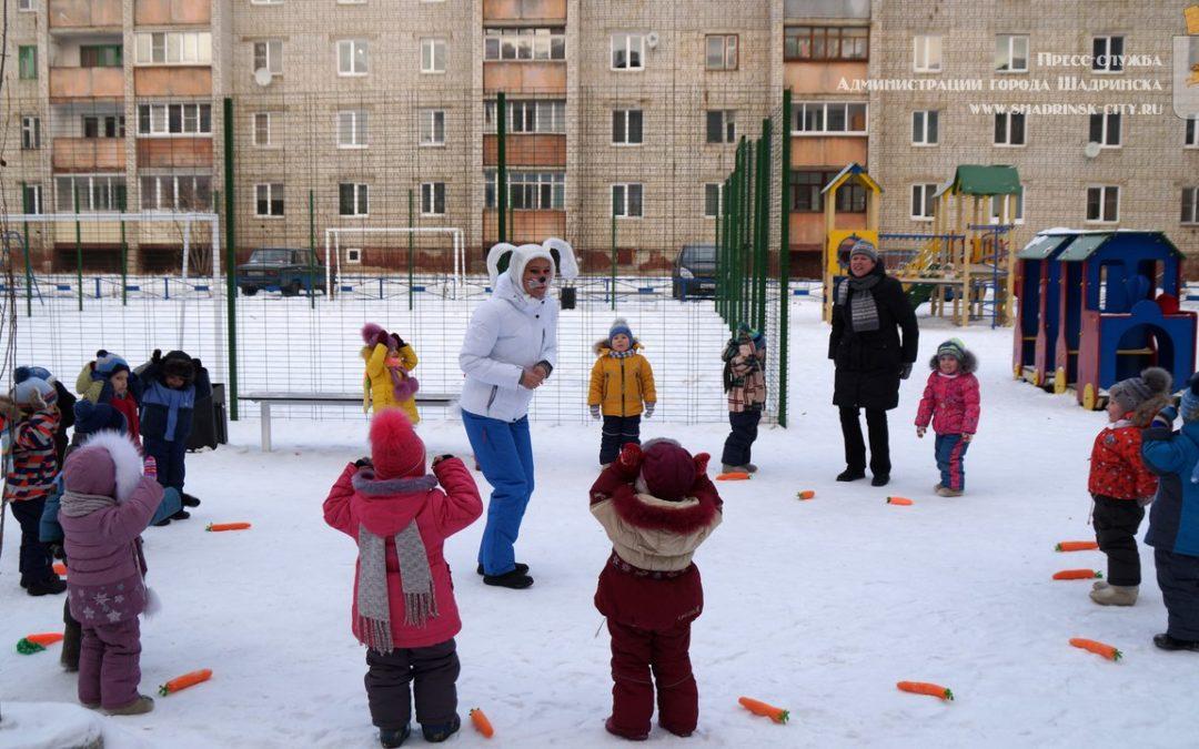 Фестиваль городской среды проходит в Шадринске