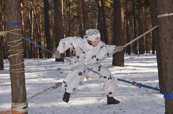 В Кетово прошла военно-тактическая игра «Зарница»