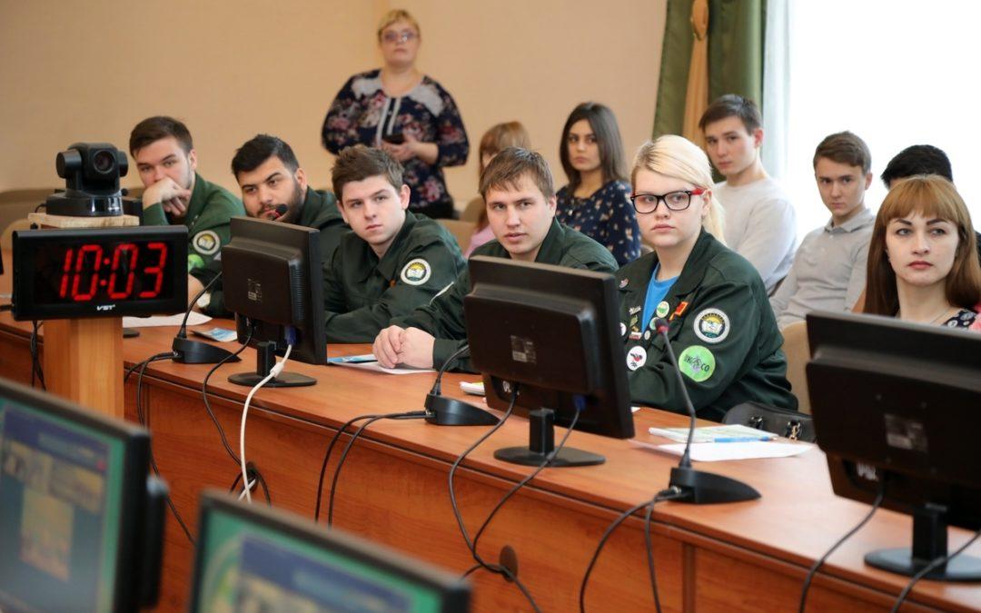В Зауралье обсудили вопросы развития движения студенческих отрядов