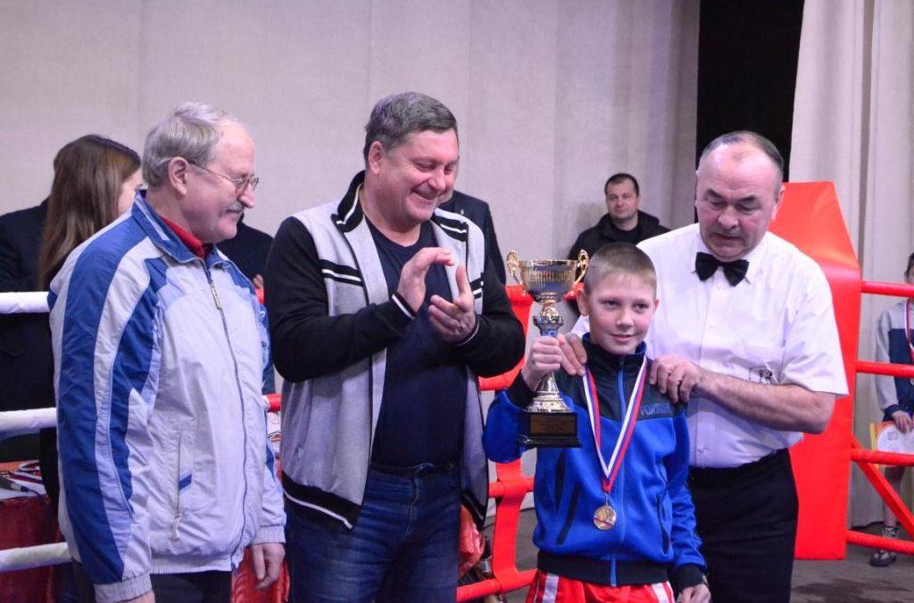 Турнир по боксу прошел в Мишкинском районе
