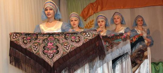 Лебяжьевская молодежь отметила юбилей области концертом