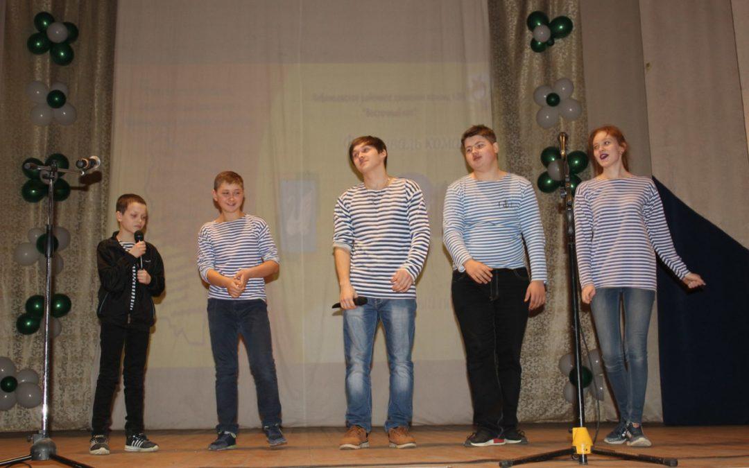 Фестиваль КВН прошел в Лебяжье
