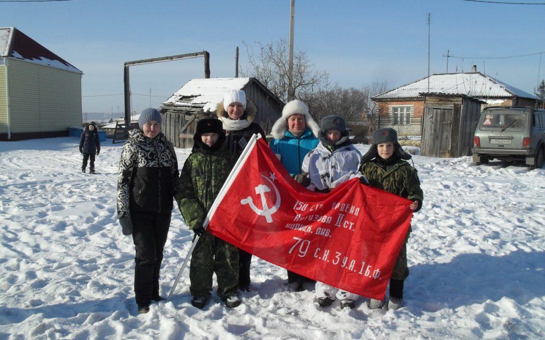 Военно-спортивная игра прошла в Щучанском районе