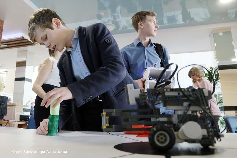 В Зауралье подрастает поколение инженеров