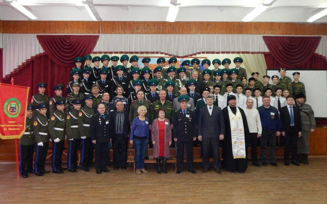 Назван лучший казачий кадетский класс Зауралья