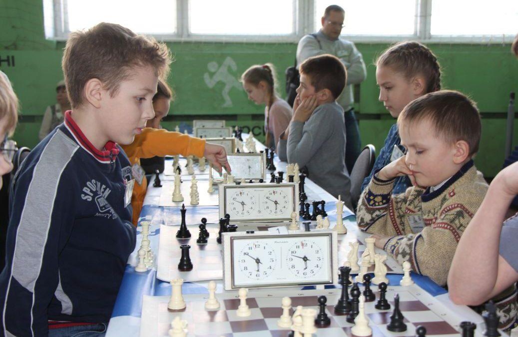 Зауральские школьники сыграют в Шахматной лиге