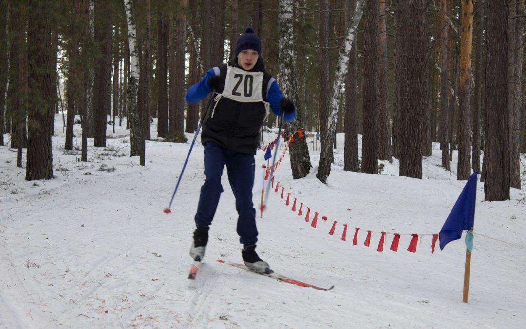 Юные спортсмены выйдут на лыжню