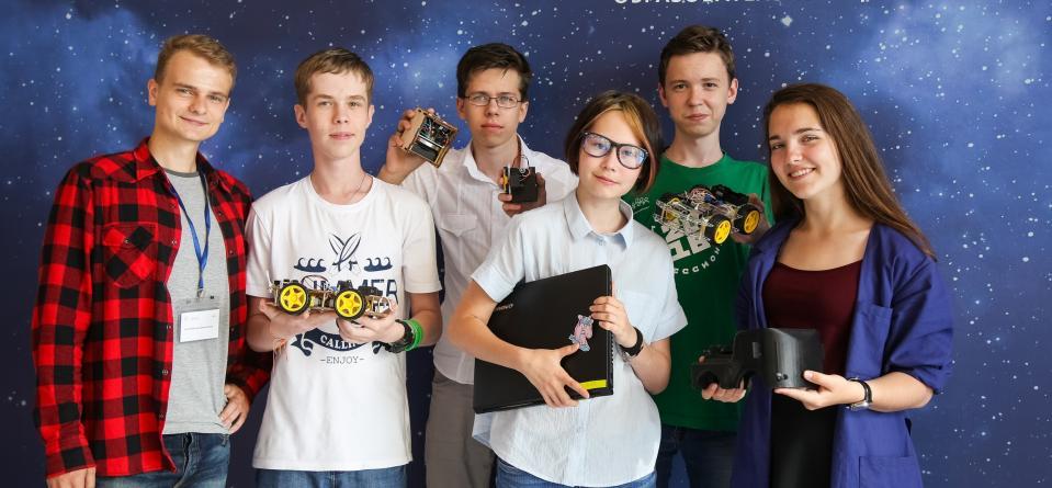 «Сириус» приглашает школьников на конкурс проектов