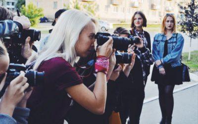 Курганцев приглашают пробежаться по городу с фотоаппаратом