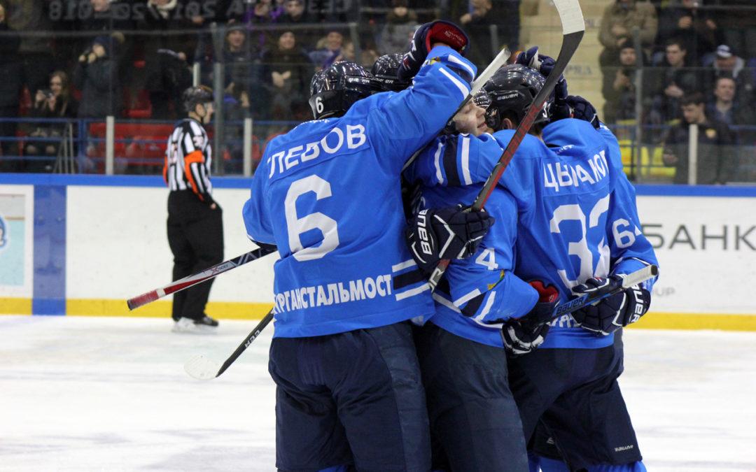 «Зауралье» — в полуфинале Кубка Петрова ВХЛ!