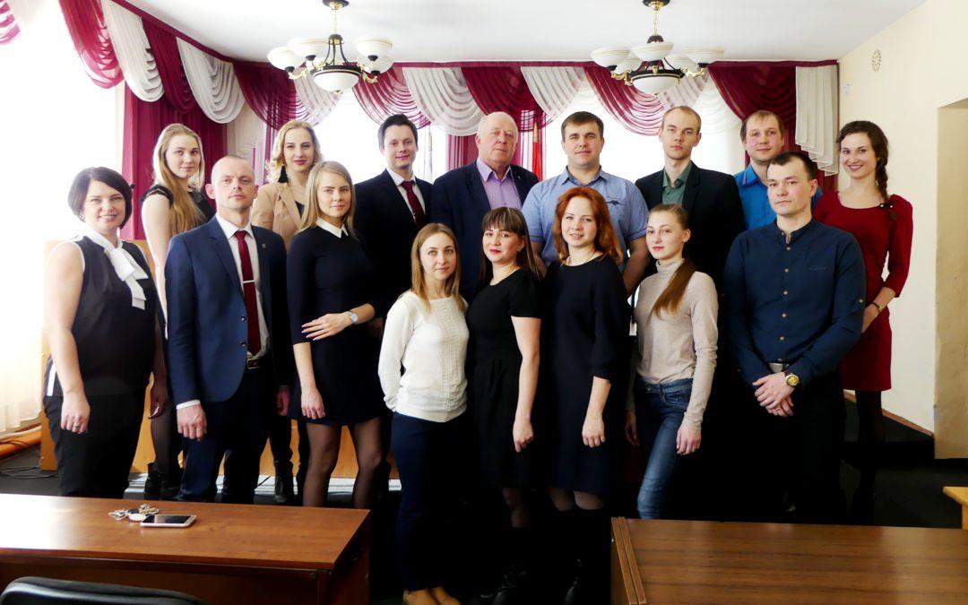 Общественная молодежная палата появилась в Далматовском районе
