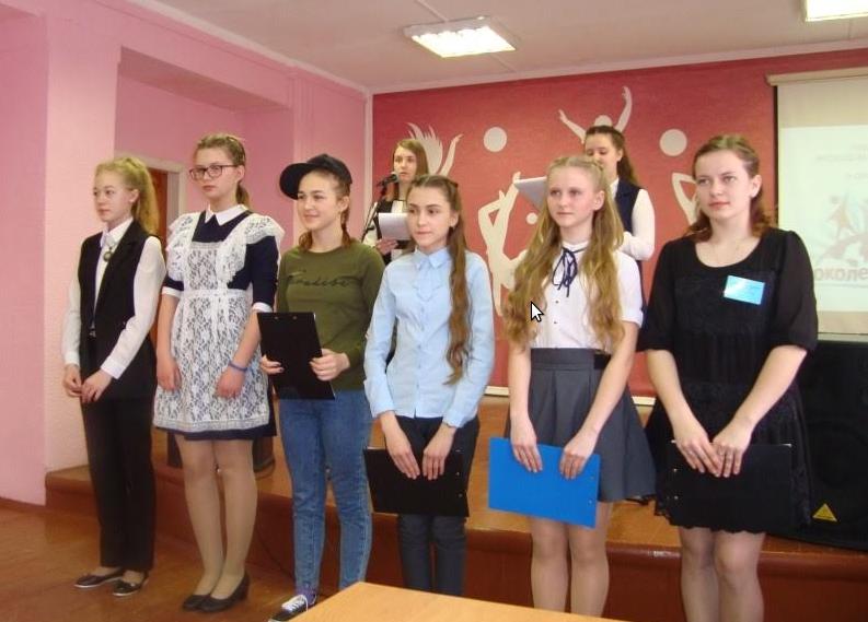 Шатровская молодежь встретилась на слете МДОО