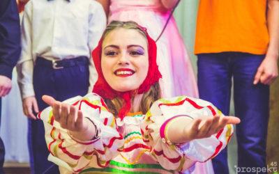Зауральская молодежь участвовала в творческом конкурсе